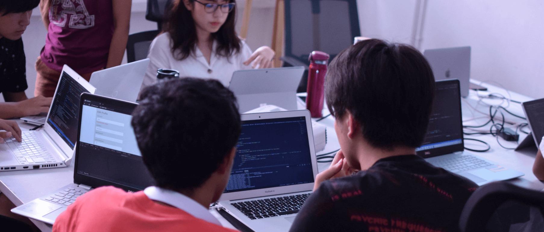 プログラミングブートキャンプ