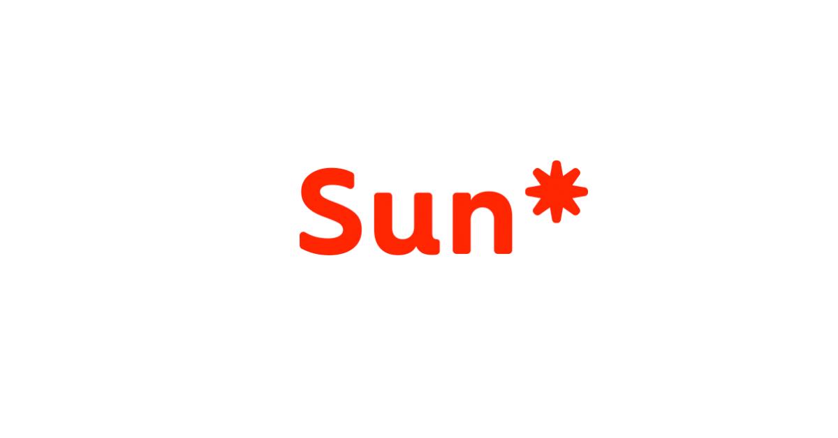 Sun*ロゴ